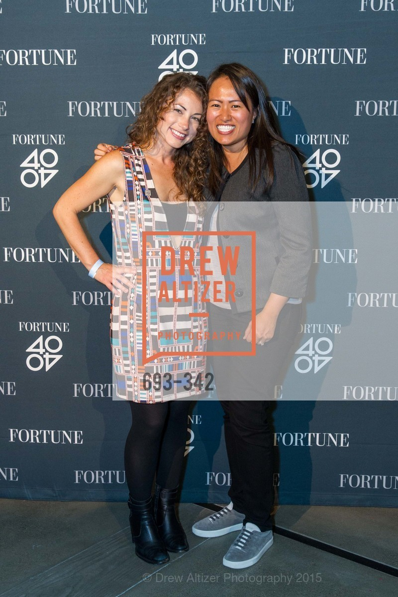 Debbie Sterling, Ling Wong, Fortune's 40 Under 40 Party, GitHub HQ. 88 Colin P Kelly Jr St, October 7th, 2015,Drew Altizer, Drew Altizer Photography, full-service agency, private events, San Francisco photographer, photographer california