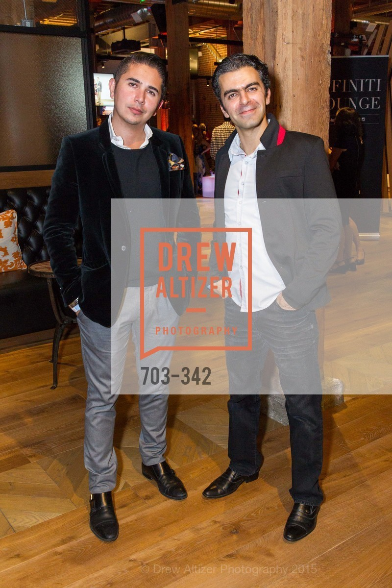 Archer Firouzi, Nima Beygi, Fortune's 40 Under 40 Party, GitHub HQ. 88 Colin P Kelly Jr St, October 7th, 2015,Drew Altizer, Drew Altizer Photography, full-service agency, private events, San Francisco photographer, photographer california