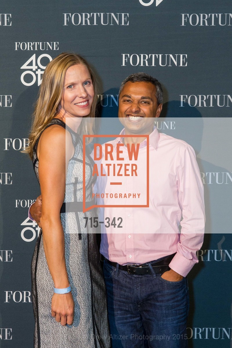 Laura Swaminathan, Anand Swaminathan, Fortune's 40 Under 40 Party, GitHub HQ. 88 Colin P Kelly Jr St, October 7th, 2015,Drew Altizer, Drew Altizer Photography, full-service agency, private events, San Francisco photographer, photographer california