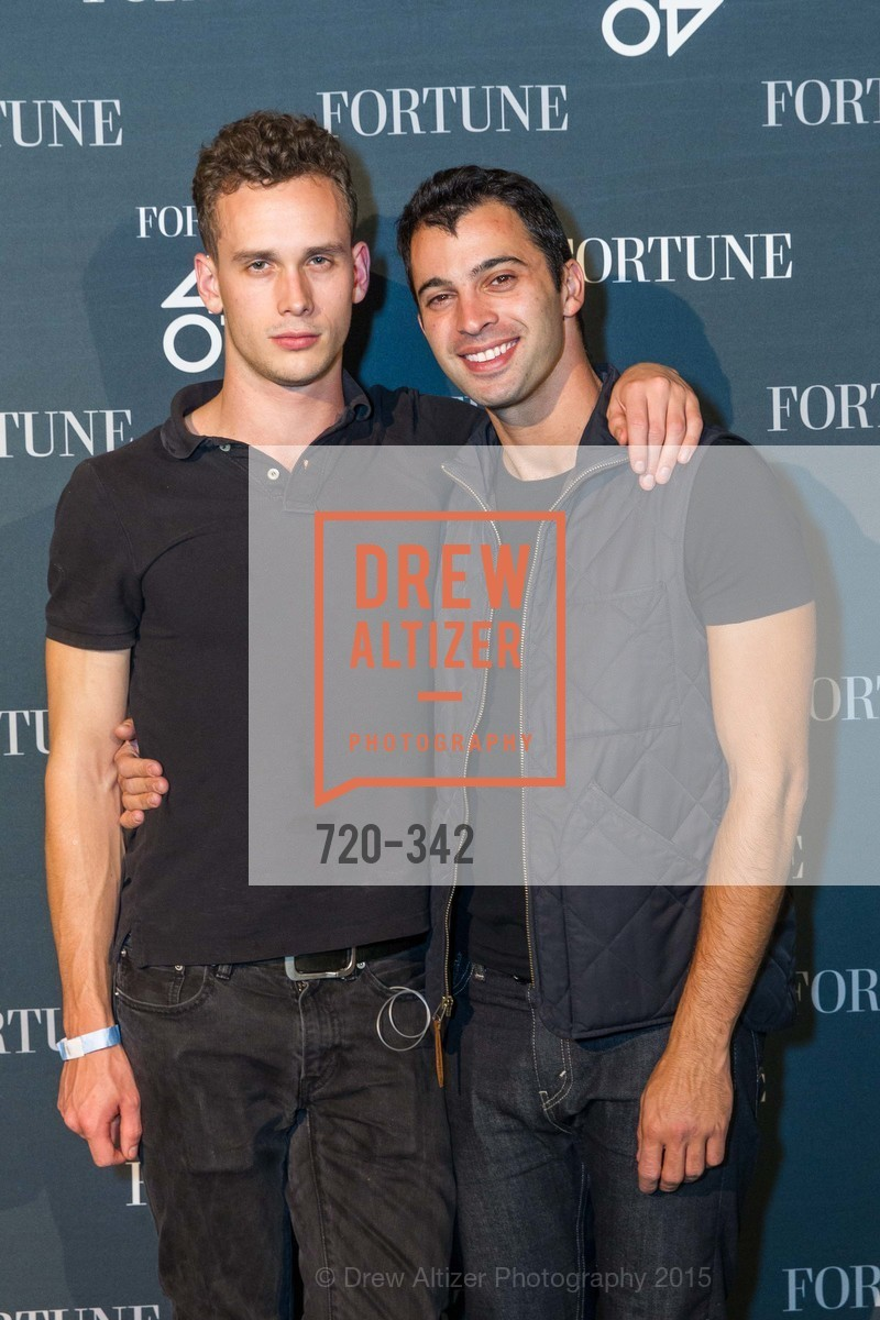 Mats Dreyer, Emanuel Yuekutiel, Fortune's 40 Under 40 Party, GitHub HQ. 88 Colin P Kelly Jr St, October 7th, 2015,Drew Altizer, Drew Altizer Photography, full-service agency, private events, San Francisco photographer, photographer california