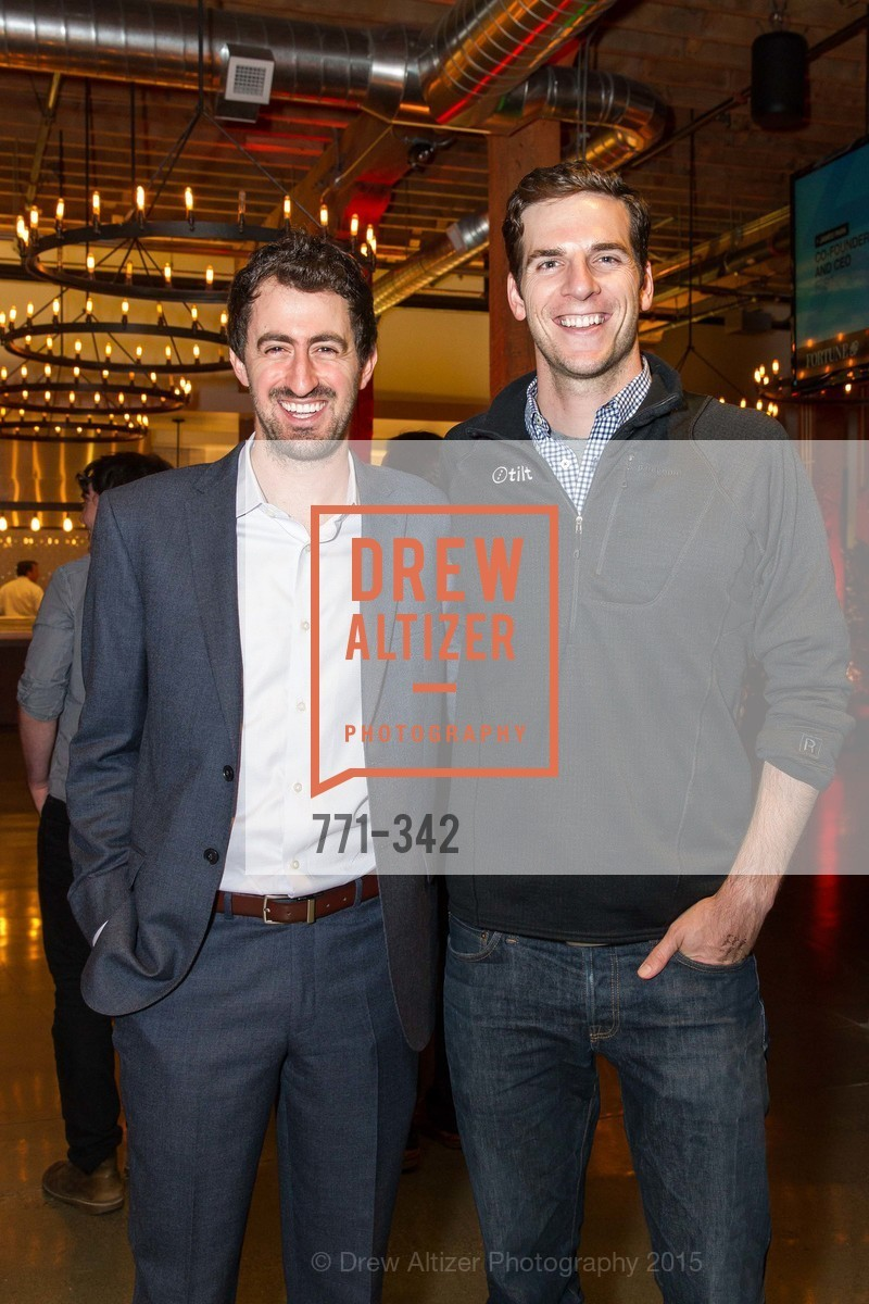 Daniel Roberts, James Bishop, Fortune's 40 Under 40 Party, GitHub HQ. 88 Colin P Kelly Jr St, October 7th, 2015,Drew Altizer, Drew Altizer Photography, full-service agency, private events, San Francisco photographer, photographer california
