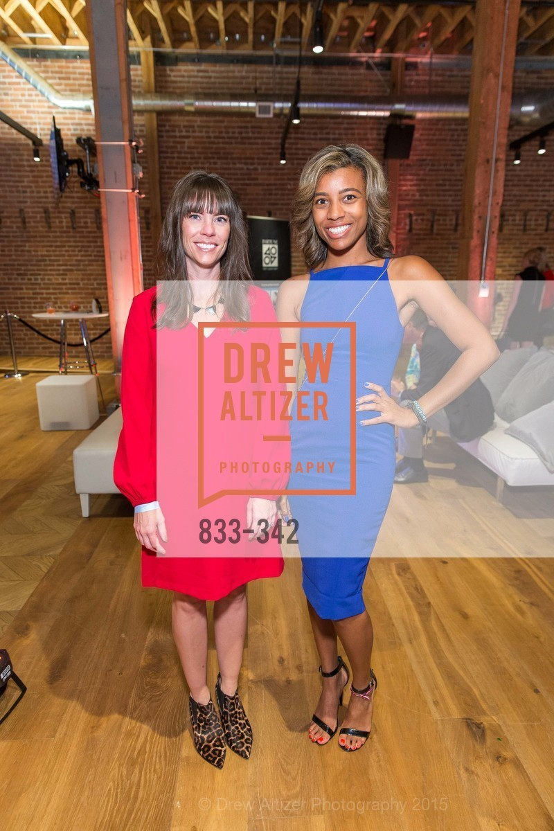 Shelley Brett, Nya Shaheed, Fortune's 40 Under 40 Party, GitHub HQ. 88 Colin P Kelly Jr St, October 7th, 2015,Drew Altizer, Drew Altizer Photography, full-service agency, private events, San Francisco photographer, photographer california