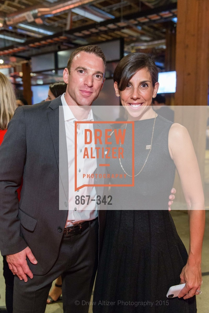 Adam Shane, Melanie Whelan, Fortune's 40 Under 40 Party, GitHub HQ. 88 Colin P Kelly Jr St, October 7th, 2015,Drew Altizer, Drew Altizer Photography, full-service agency, private events, San Francisco photographer, photographer california