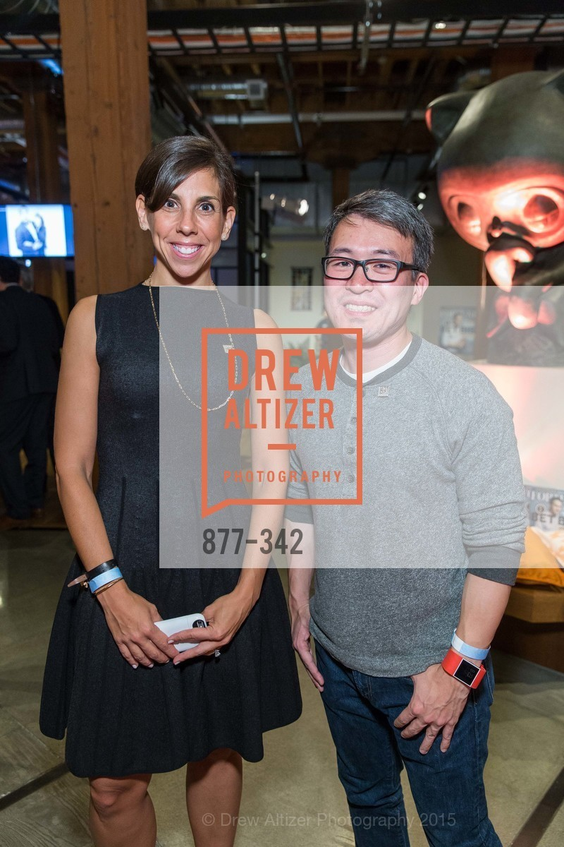 Melanie Whelan, James Park, Fortune's 40 Under 40 Party, GitHub HQ. 88 Colin P Kelly Jr St, October 7th, 2015,Drew Altizer, Drew Altizer Photography, full-service agency, private events, San Francisco photographer, photographer california