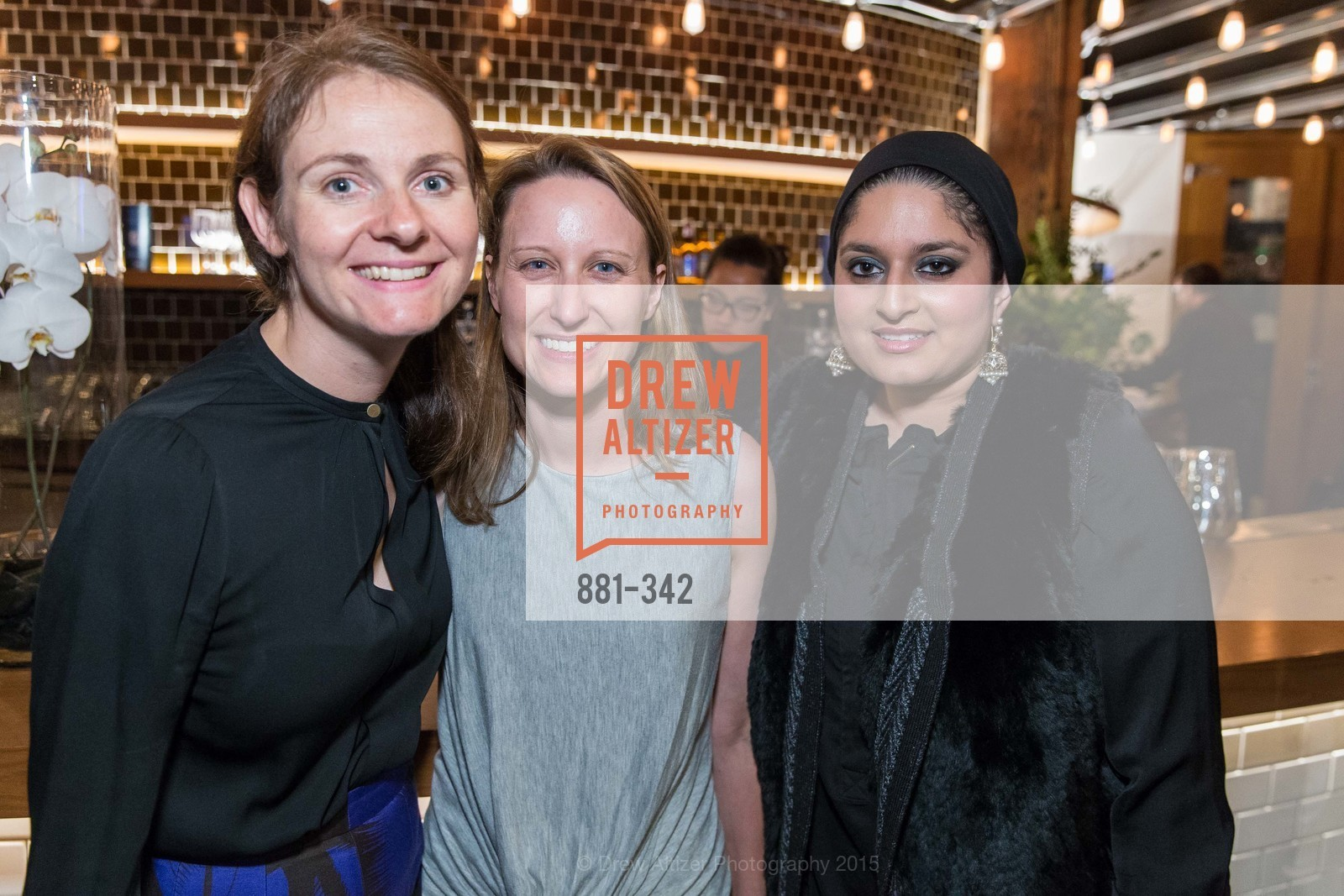Michelle Zatlyn, Michelle Gonzalez, MInal Hasan, Fortune's 40 Under 40 Party, GitHub HQ. 88 Colin P Kelly Jr St, October 7th, 2015,Drew Altizer, Drew Altizer Photography, full-service event agency, private events, San Francisco photographer, photographer California