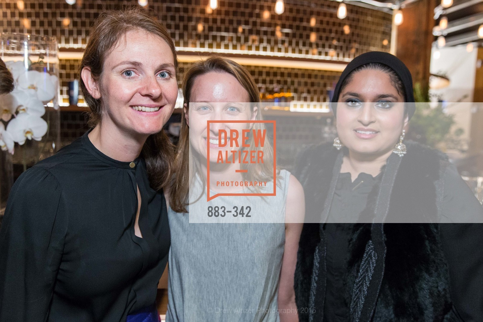 Michelle Zatlyn, Michelle Gonzalez, MInal Hasan, Fortune's 40 Under 40 Party, GitHub HQ. 88 Colin P Kelly Jr St, October 7th, 2015,Drew Altizer, Drew Altizer Photography, full-service agency, private events, San Francisco photographer, photographer california