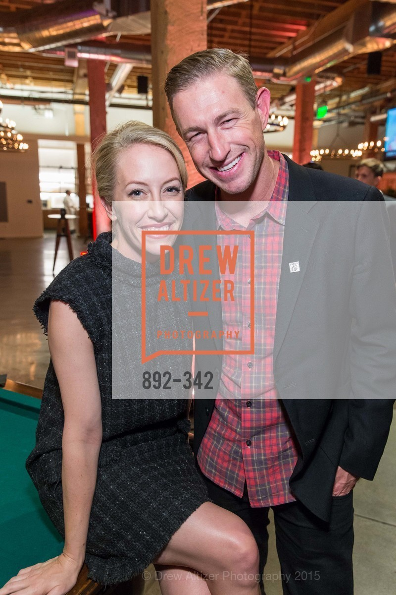 Julia Hartz, Ryan Graves, Fortune's 40 Under 40 Party, GitHub HQ. 88 Colin P Kelly Jr St, October 7th, 2015,Drew Altizer, Drew Altizer Photography, full-service agency, private events, San Francisco photographer, photographer california