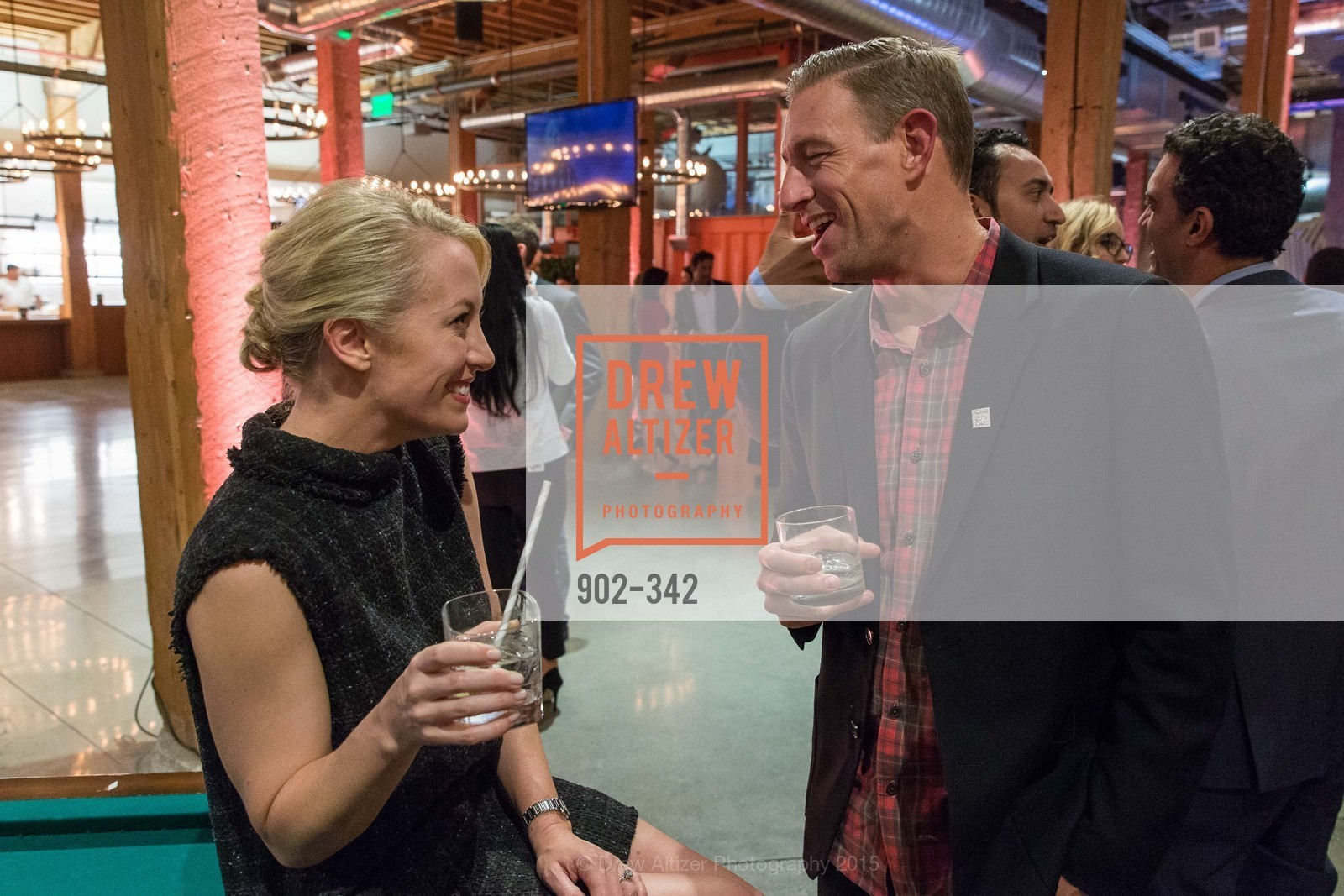 Julia Hartz, Ryan Graves, Fortune's 40 Under 40 Party, GitHub HQ. 88 Colin P Kelly Jr St, October 7th, 2015,Drew Altizer, Drew Altizer Photography, full-service event agency, private events, San Francisco photographer, photographer California