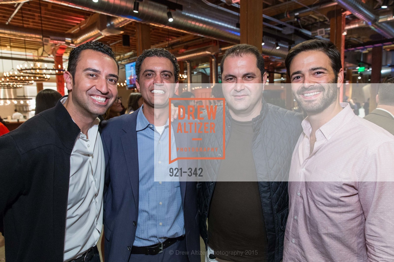 Fareed Adib, Emil Michael, Shervin Pishevar, Noah Lichtenstein, Photo #921-342
