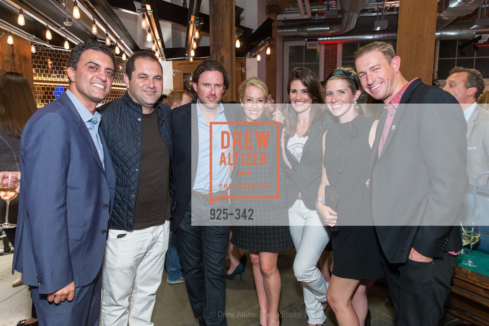 Emil Michael, Shervin Pishevar, Scott Stanford, Julia Hartz, Ryan Graves, Molly Graves, Photo #925-342