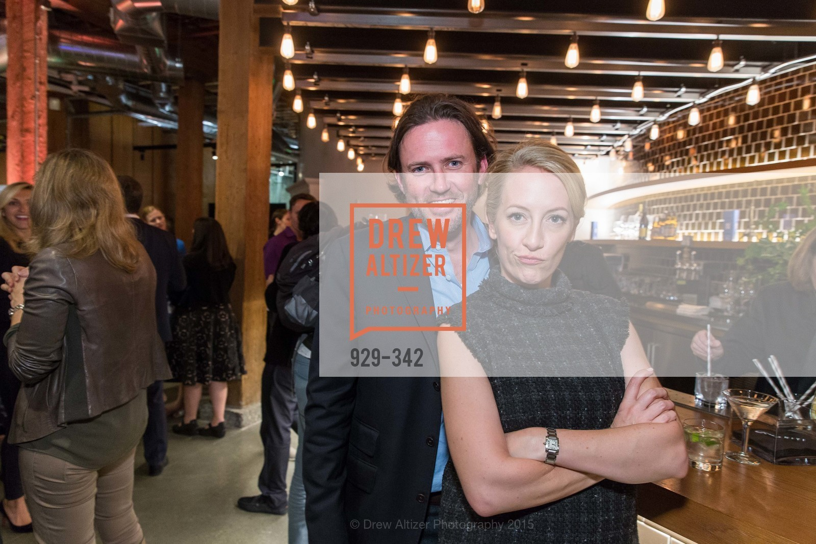 Scott Stanford, Julia Hartz, Fortune's 40 Under 40 Party, GitHub HQ. 88 Colin P Kelly Jr St, October 7th, 2015,Drew Altizer, Drew Altizer Photography, full-service agency, private events, San Francisco photographer, photographer california