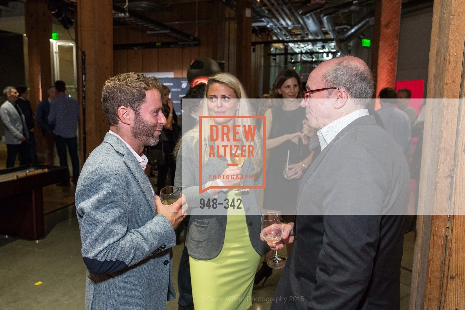 Scott Jacobs, Heather Pastorius, Alan Murray, Fortune's 40 Under 40 Party, GitHub HQ. 88 Colin P Kelly Jr St, October 7th, 2015,Drew Altizer, Drew Altizer Photography, full-service agency, private events, San Francisco photographer, photographer california