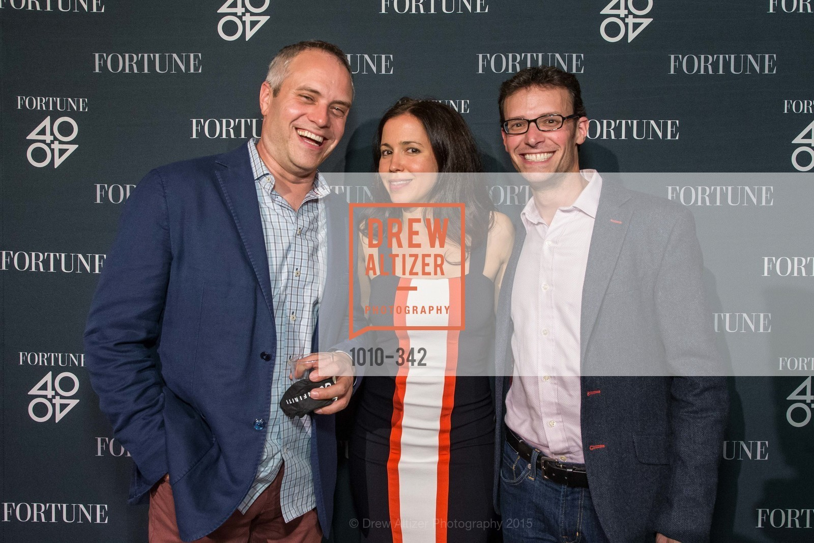 Brad Stone, Michal Lev-Ram, Eric Stone, Fortune's 40 Under 40 Party, GitHub HQ. 88 Colin P Kelly Jr St, October 7th, 2015,Drew Altizer, Drew Altizer Photography, full-service agency, private events, San Francisco photographer, photographer california