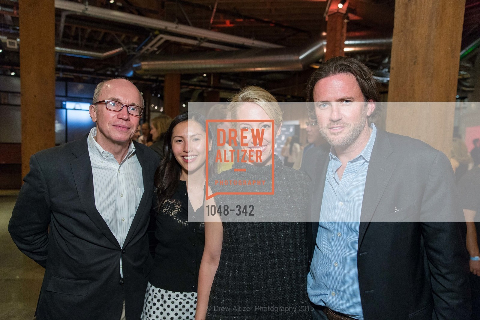 Alan Murray, Julia Hartz, Scott Stanford, Fortune's 40 Under 40 Party, GitHub HQ. 88 Colin P Kelly Jr St, October 7th, 2015,Drew Altizer, Drew Altizer Photography, full-service agency, private events, San Francisco photographer, photographer california