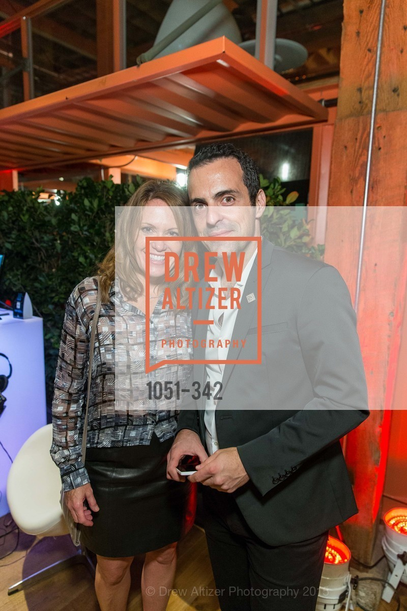 Peggy Johnson, Hugo Barra, Fortune's 40 Under 40 Party, GitHub HQ. 88 Colin P Kelly Jr St, October 7th, 2015,Drew Altizer, Drew Altizer Photography, full-service agency, private events, San Francisco photographer, photographer california