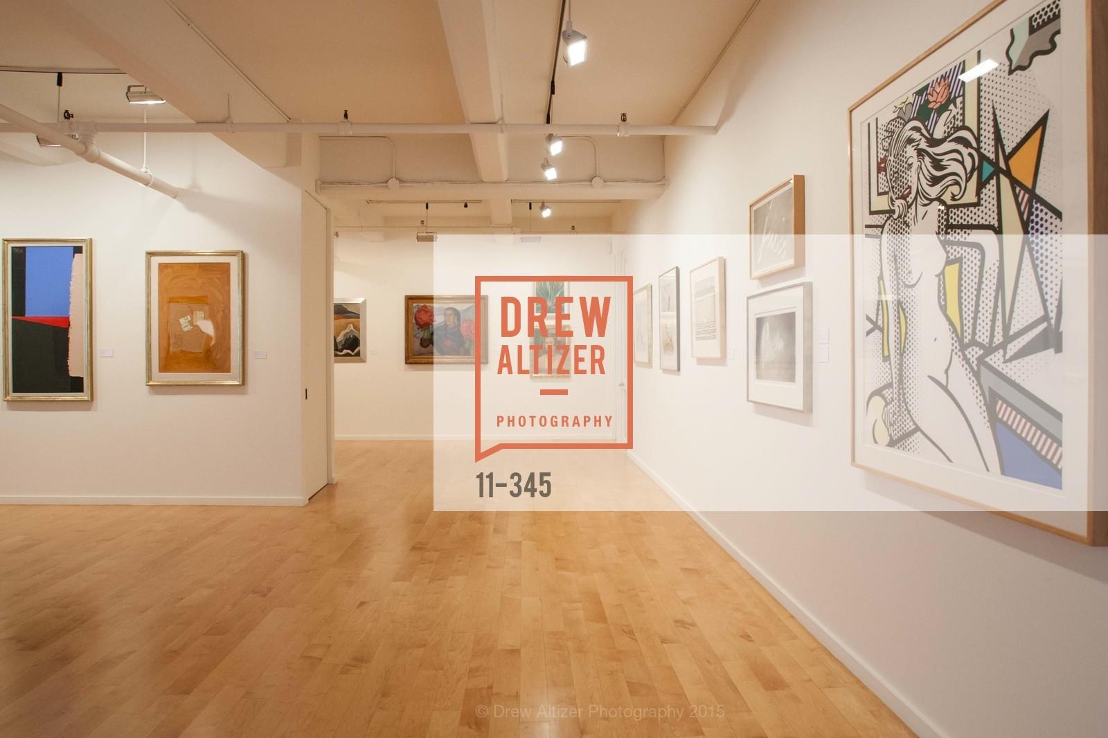 Atmosphere, John Berggruen Gallery presents