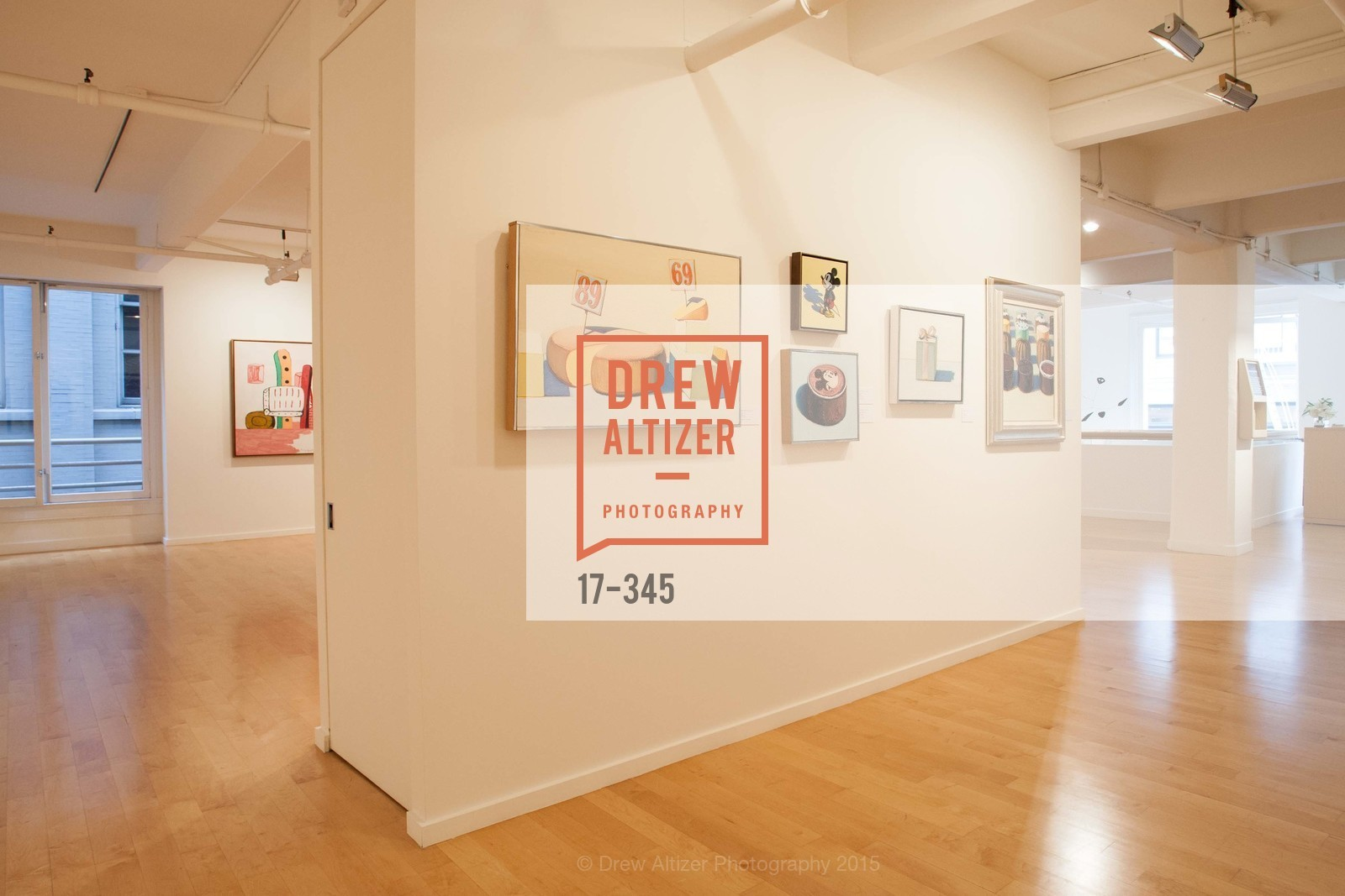 Atmosphere, John Berggruen Gallery presents