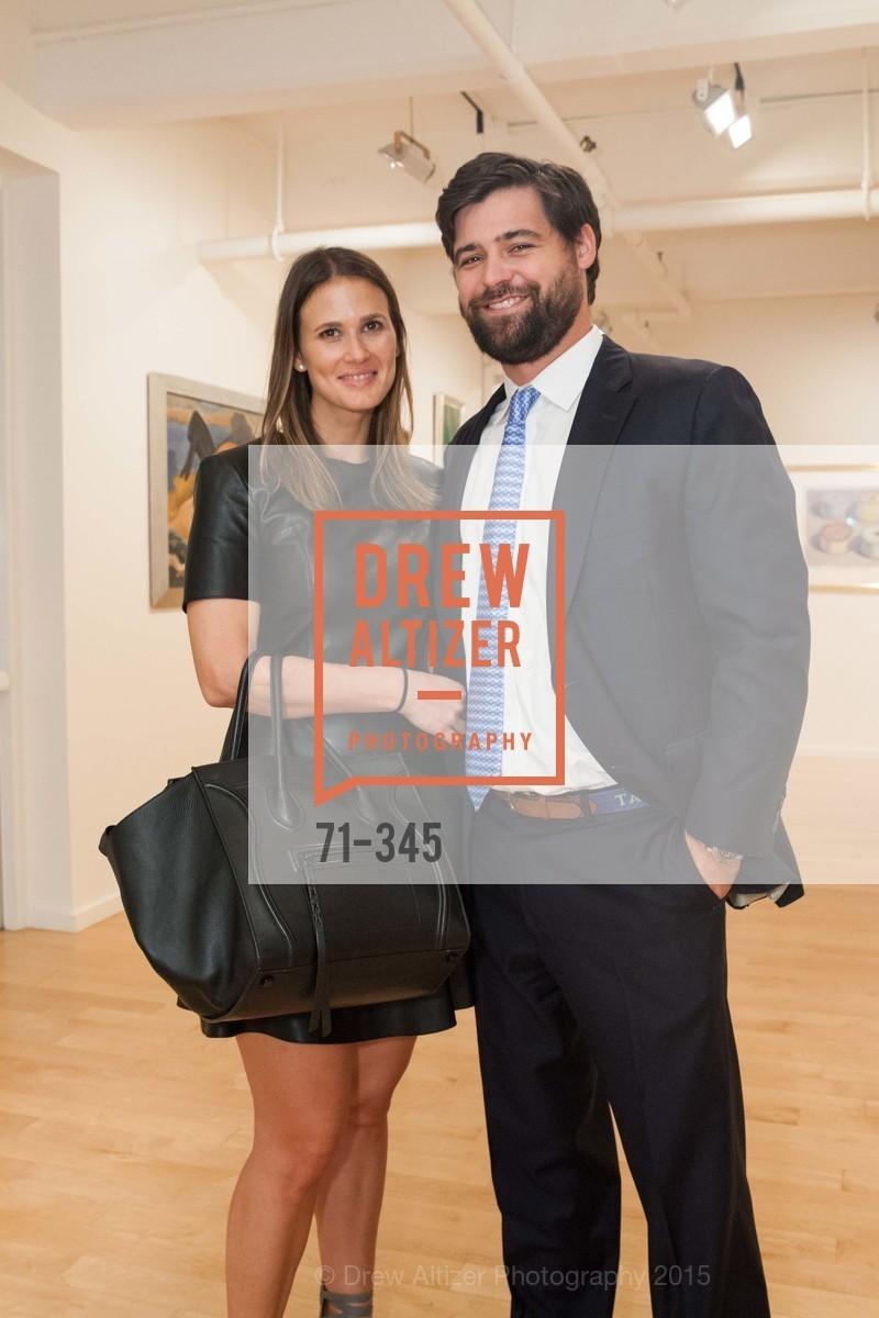 Hannah McKinley, Thomas McKinley, John Berggruen Gallery presents