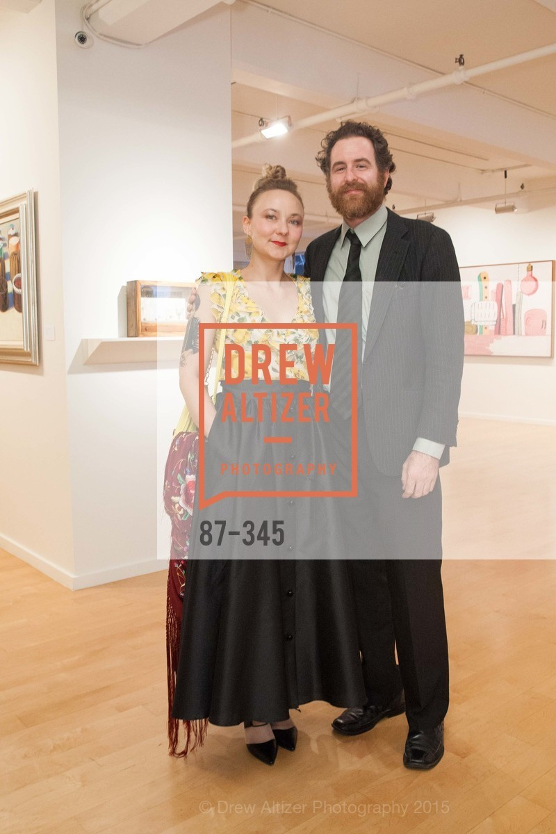 Anna M, Scott Schryber, John Berggruen Gallery presents