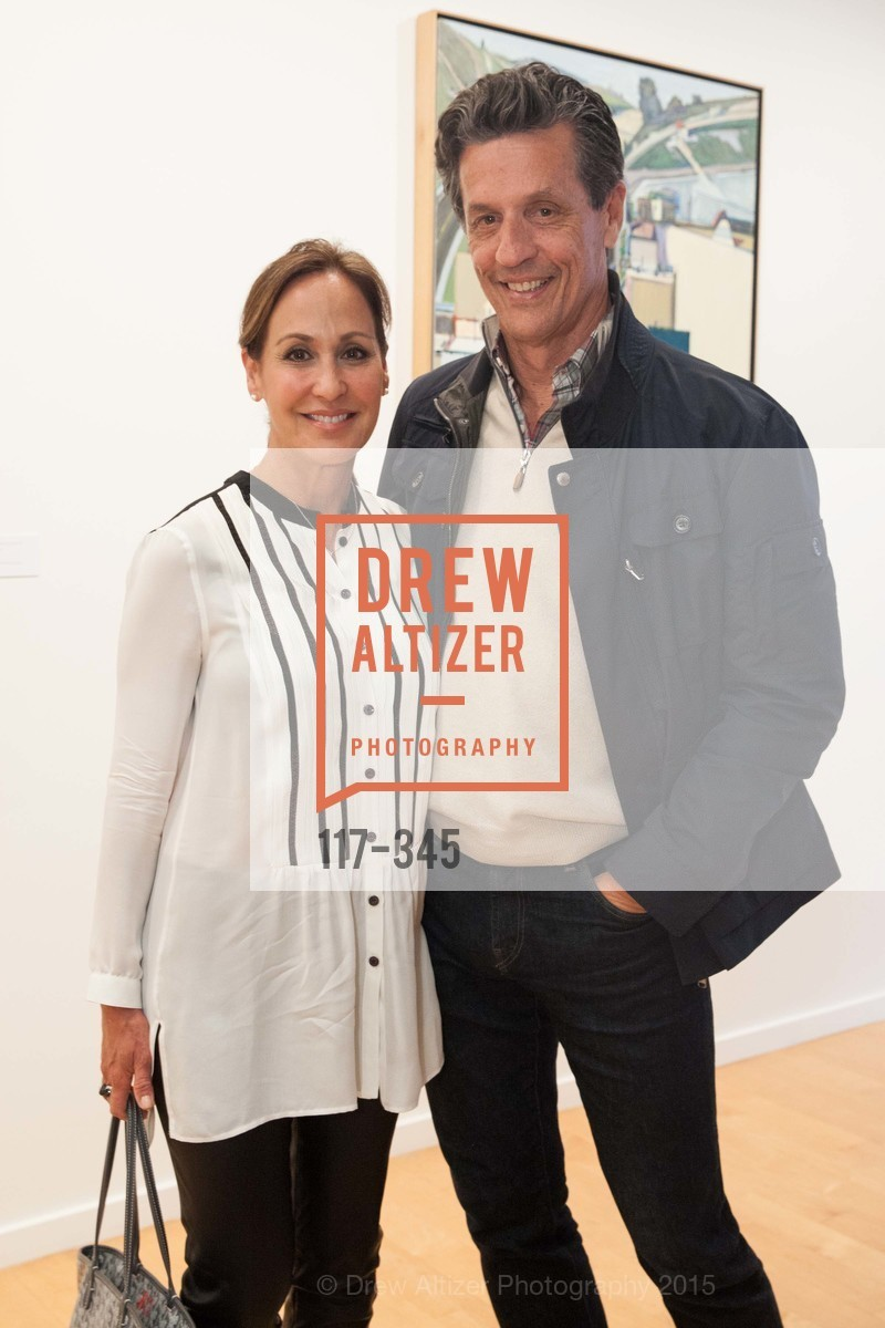 Roxanne Fleming, David Soward, John Berggruen Gallery presents