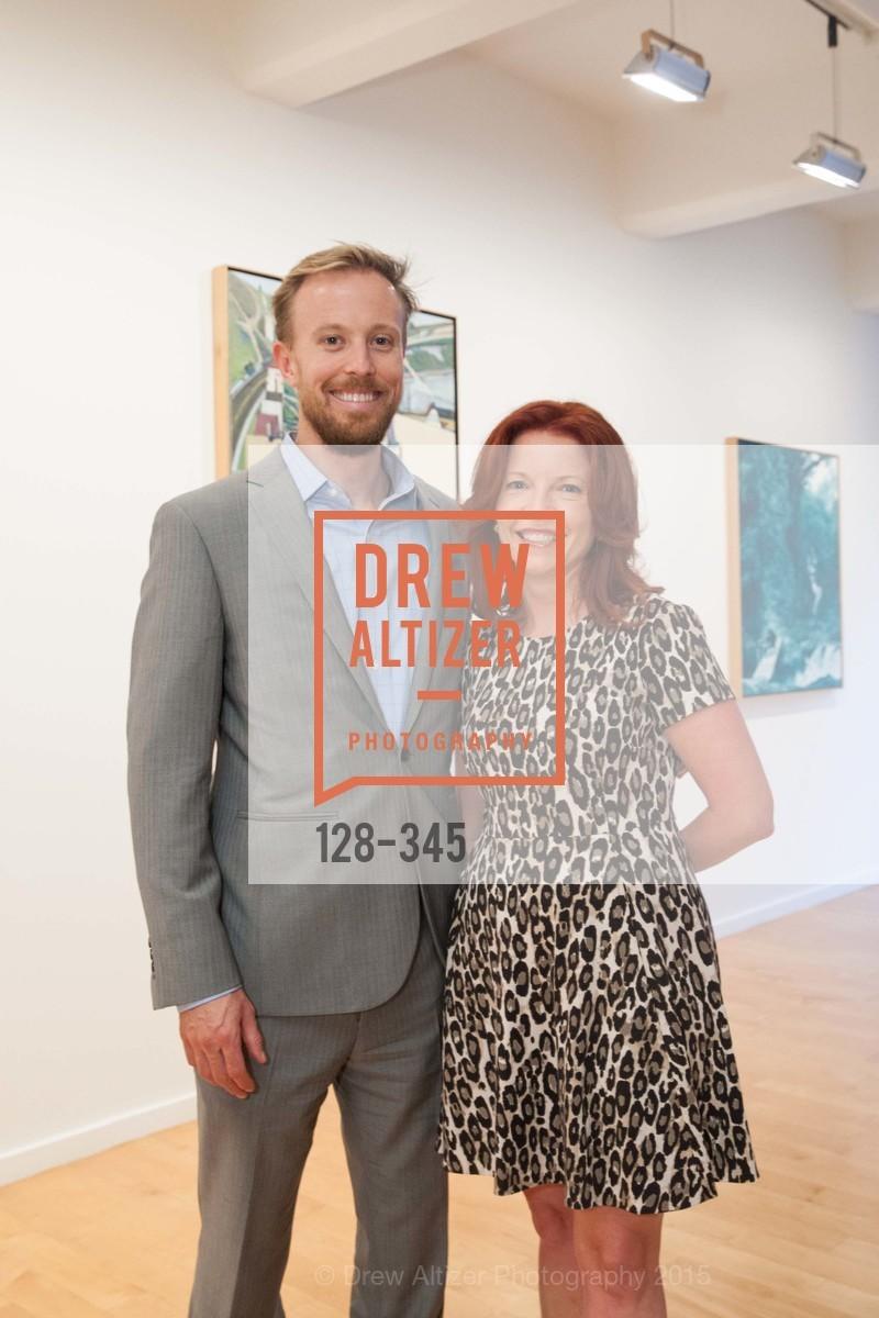Ben Roble, Elaine Asher, John Berggruen Gallery presents