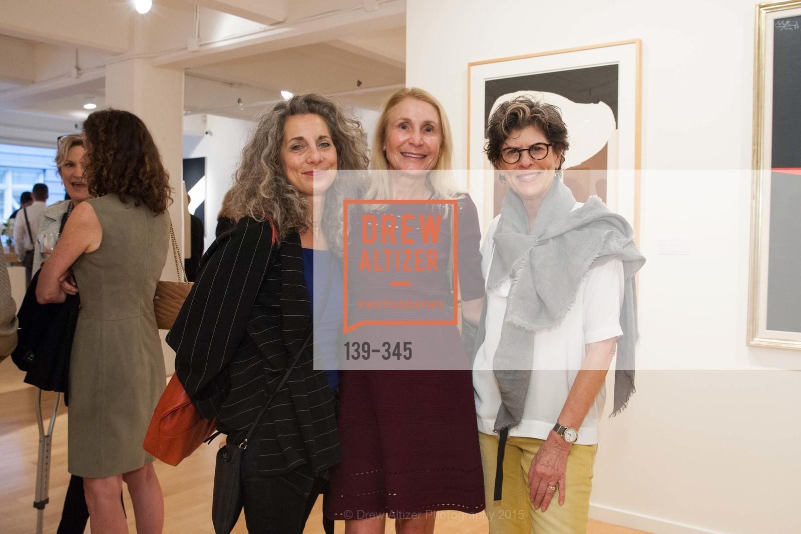 Frish Brandt, Lizanne Suter, Louise Wachner-Solomon, John Berggruen Gallery presents