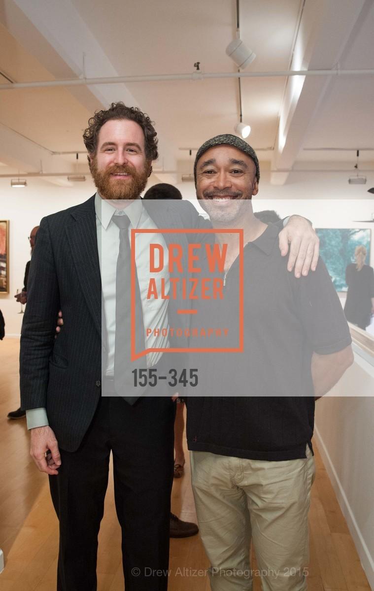 Scott Schryber, Ramekon O'Arwistern, John Berggruen Gallery presents