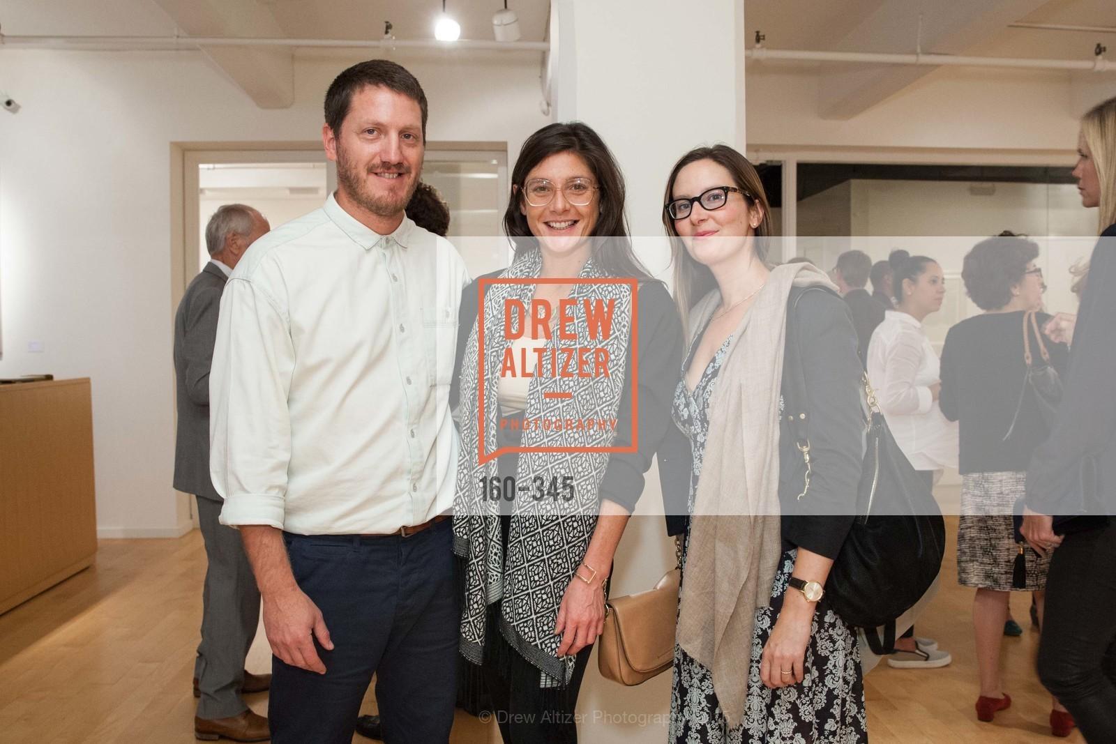 Facundo Arganaraz, Nicole Crescenzi, Baelyn Farnham, John Berggruen Gallery presents