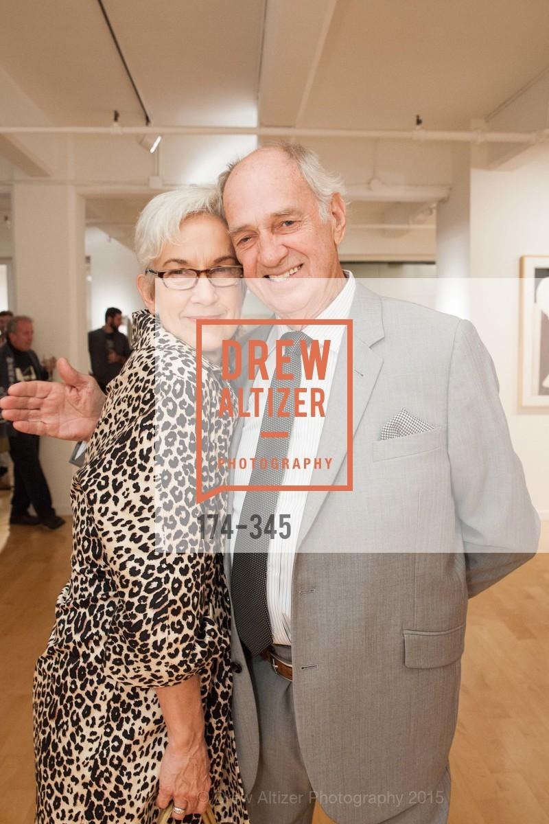 Jacqueline Probert, Michael Beck, John Berggruen Gallery presents