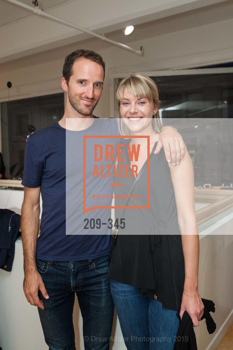Ben Starr, Karen Axten, John Berggruen Gallery presents