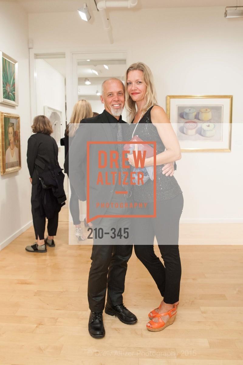 Tom McKinley, Dina Charles-Harris, John Berggruen Gallery presents
