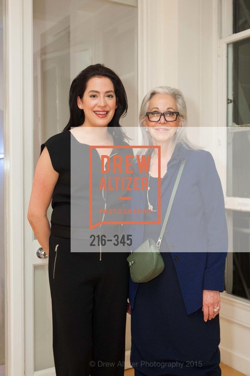 Becky Ascher, Nancy Ascher, John Berggruen Gallery presents