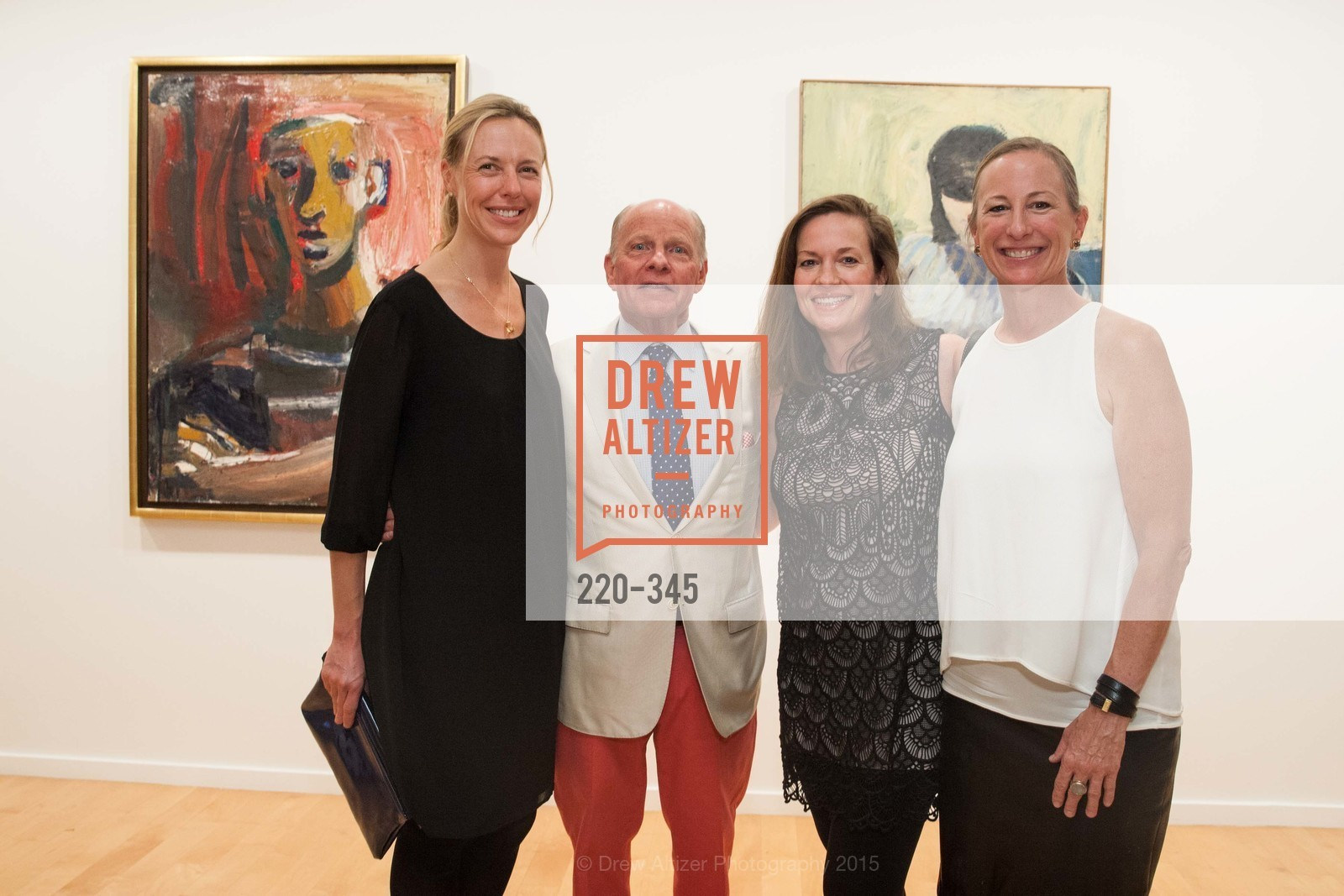Kim Newell Green, John Berggruen, Jennifer Weiss, Gloria Mars, John Berggruen Gallery presents