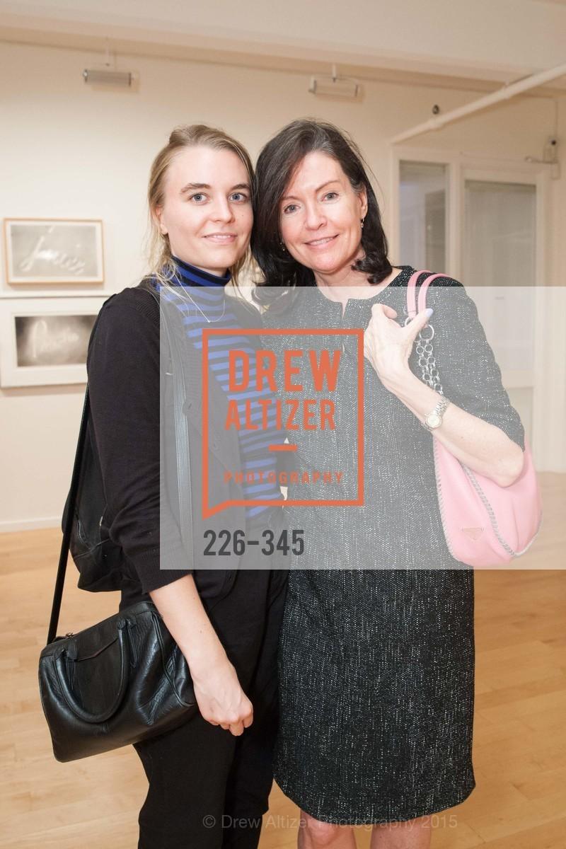 Julia Birka-White, Elizabeth Birka-White, John Berggruen Gallery presents