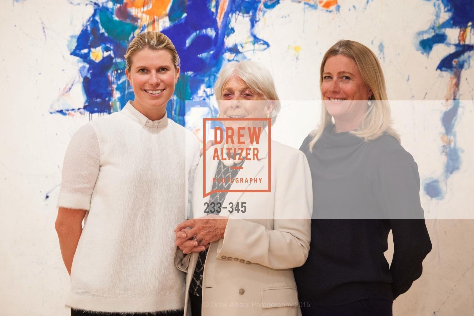 Sarah Wendell, Robin Gates, Cathy Brisbin, John Berggruen Gallery presents