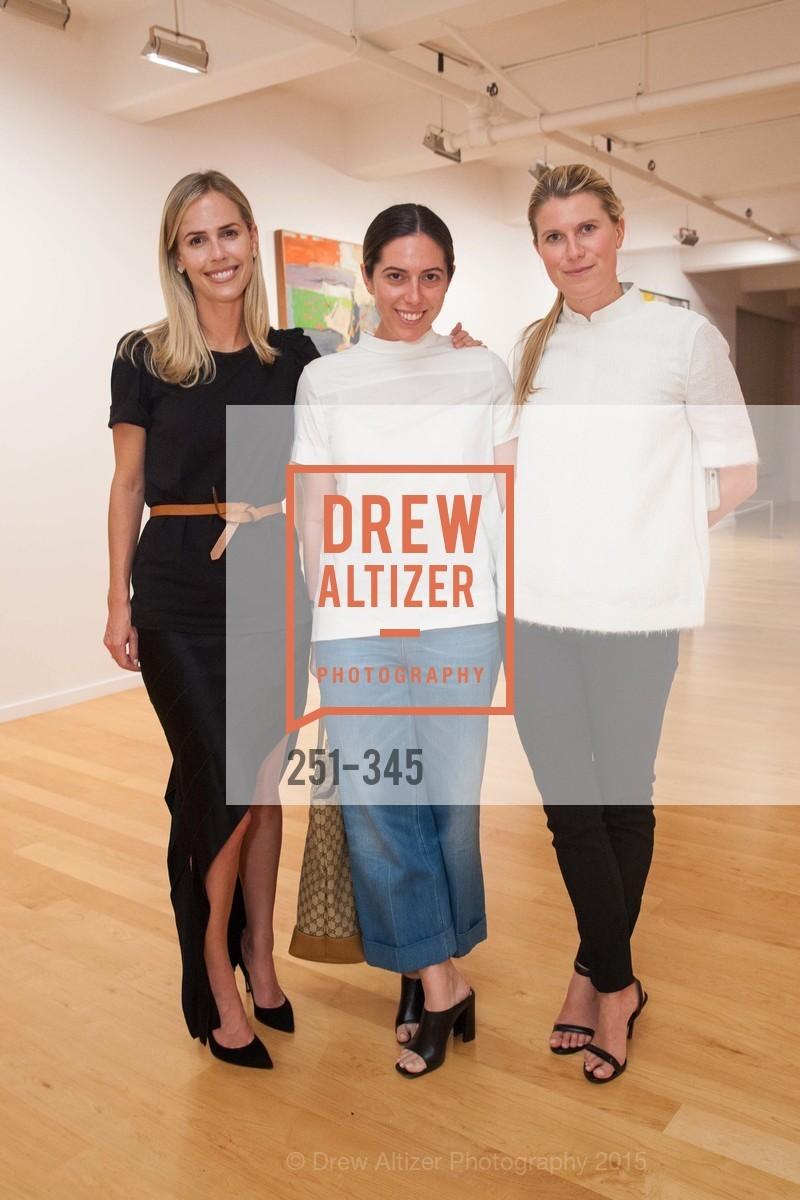 Casey McDevitt, Darby Gaynor, Sarah Wendell, John Berggruen Gallery presents