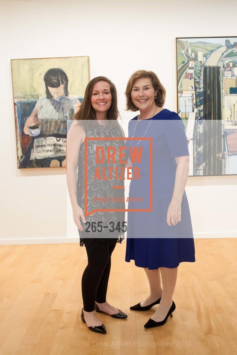 Jennifer Weiss, Gretchen Berggruen, John Berggruen Gallery presents