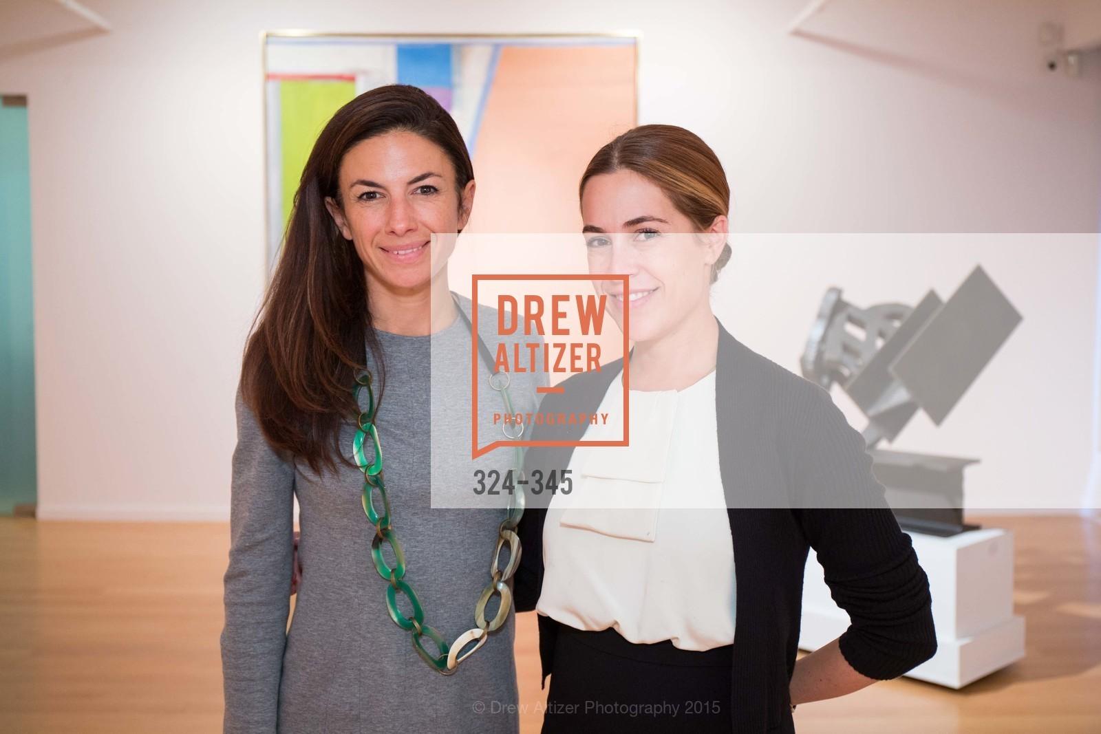 Sabrina Buell, Ali Pincus, John Berggruen Gallery presents