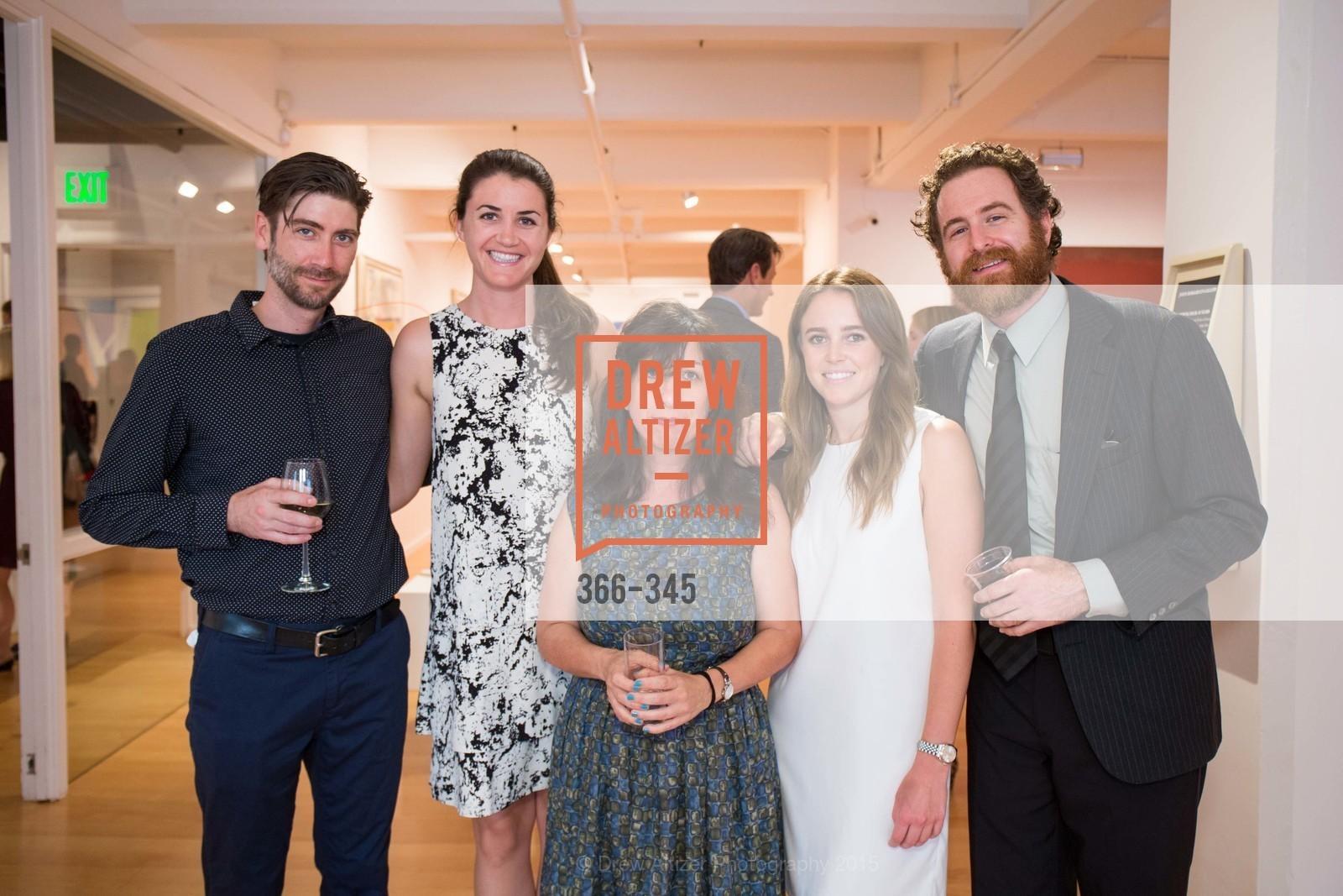Naman Rosen, Arielle Younger, Mary Patterson, Camille Gillett, Scott Schryber, John Berggruen Gallery presents