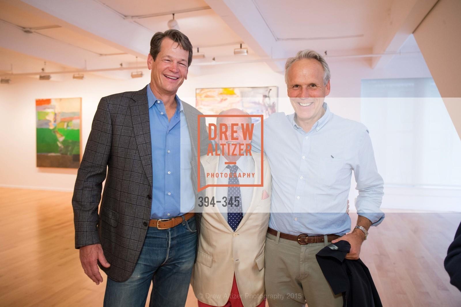 Jim Milligan, John Berggruen, Peter Berggruen, John Berggruen Gallery presents