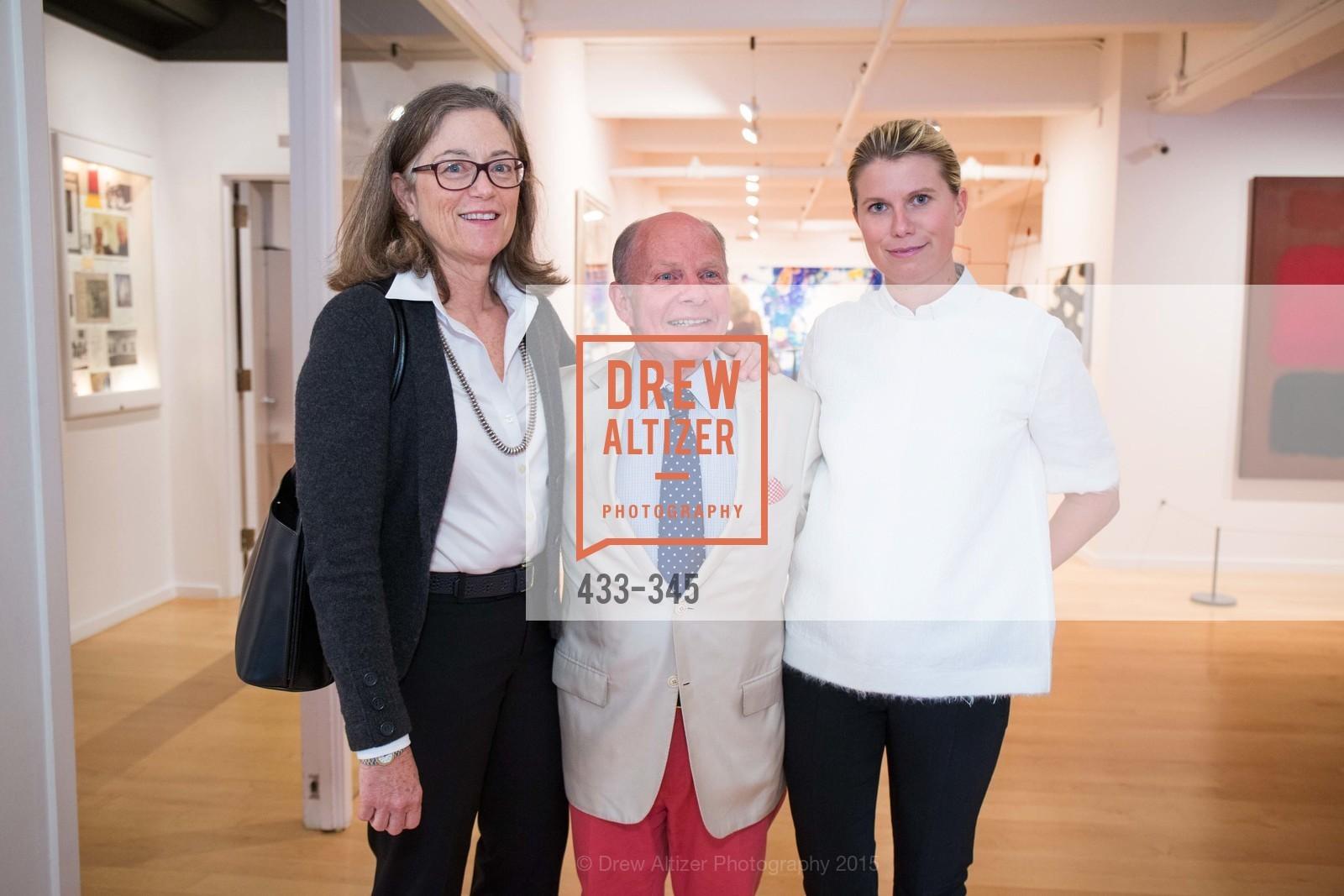 Nina Motlow, John Berggruen, Sarah Wendell, John Berggruen Gallery presents
