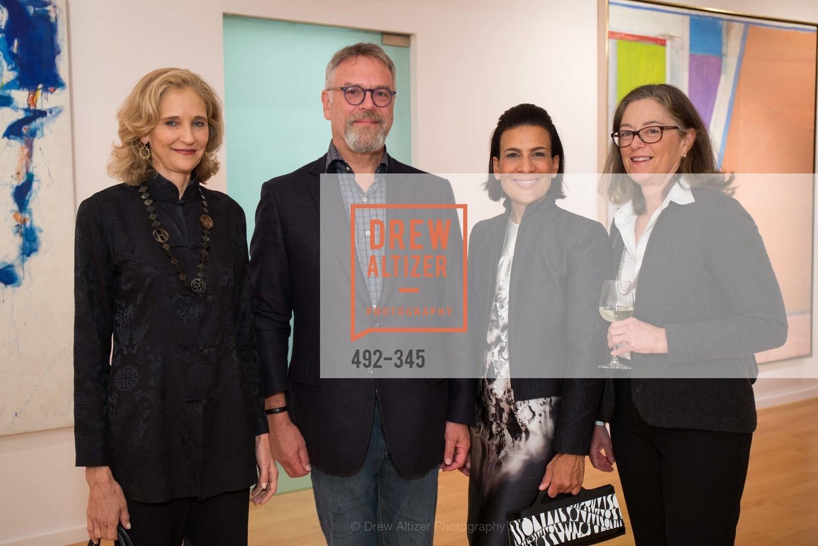 Jennifer Biederbeck, Nion McEvoy, Andrea Fiuczynski, Elena Gates, John Berggruen Gallery presents