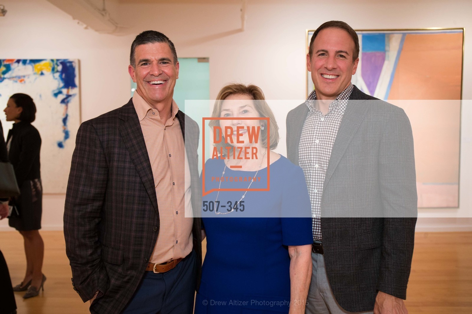 Peter Waterloo, Gretchen Berggruen, Jon Taylor, John Berggruen Gallery presents