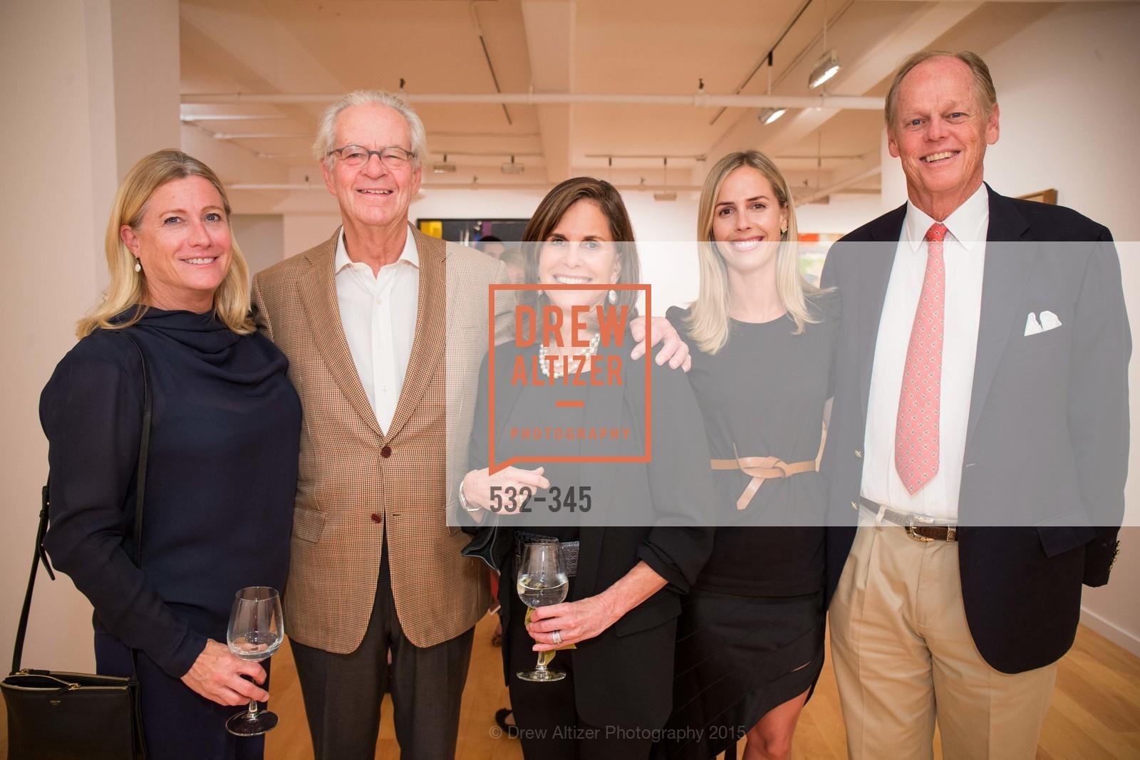Cathy Brisbin, Stephen Merrill, Nancy Hammond, Casey McDevitt, Bill Hammond, John Berggruen Gallery presents