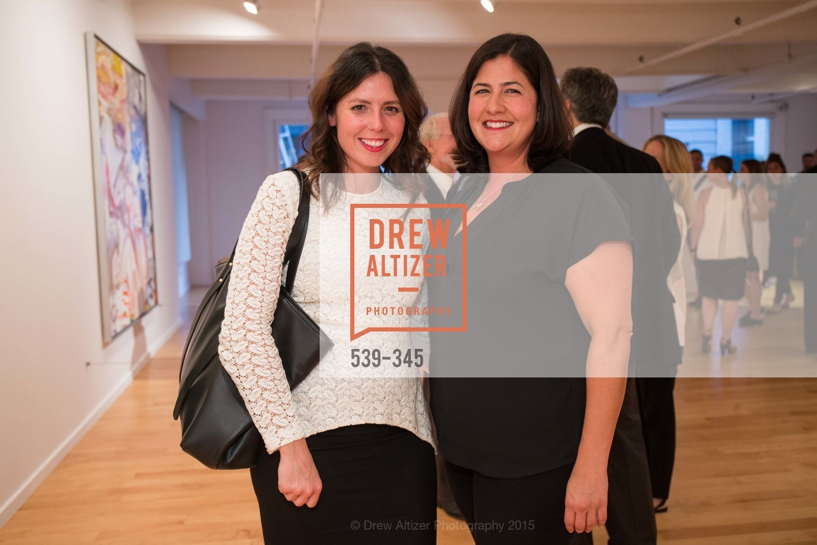 Lindsay Albert, Rehana Abbas, John Berggruen Gallery presents