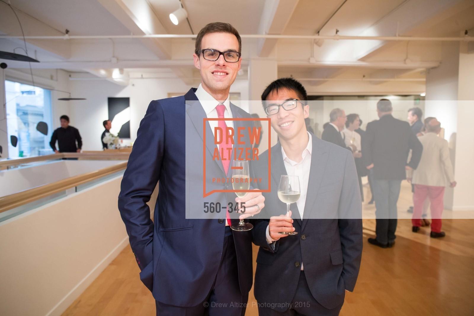 Eric Wansberg, Jason Chen, John Berggruen Gallery presents