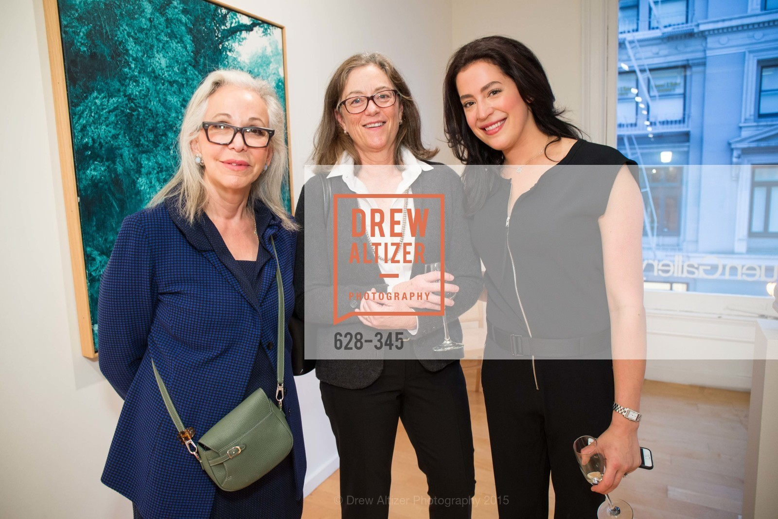 Nancy Ascher, Elena Gates, Becky Ascher, John Berggruen Gallery presents