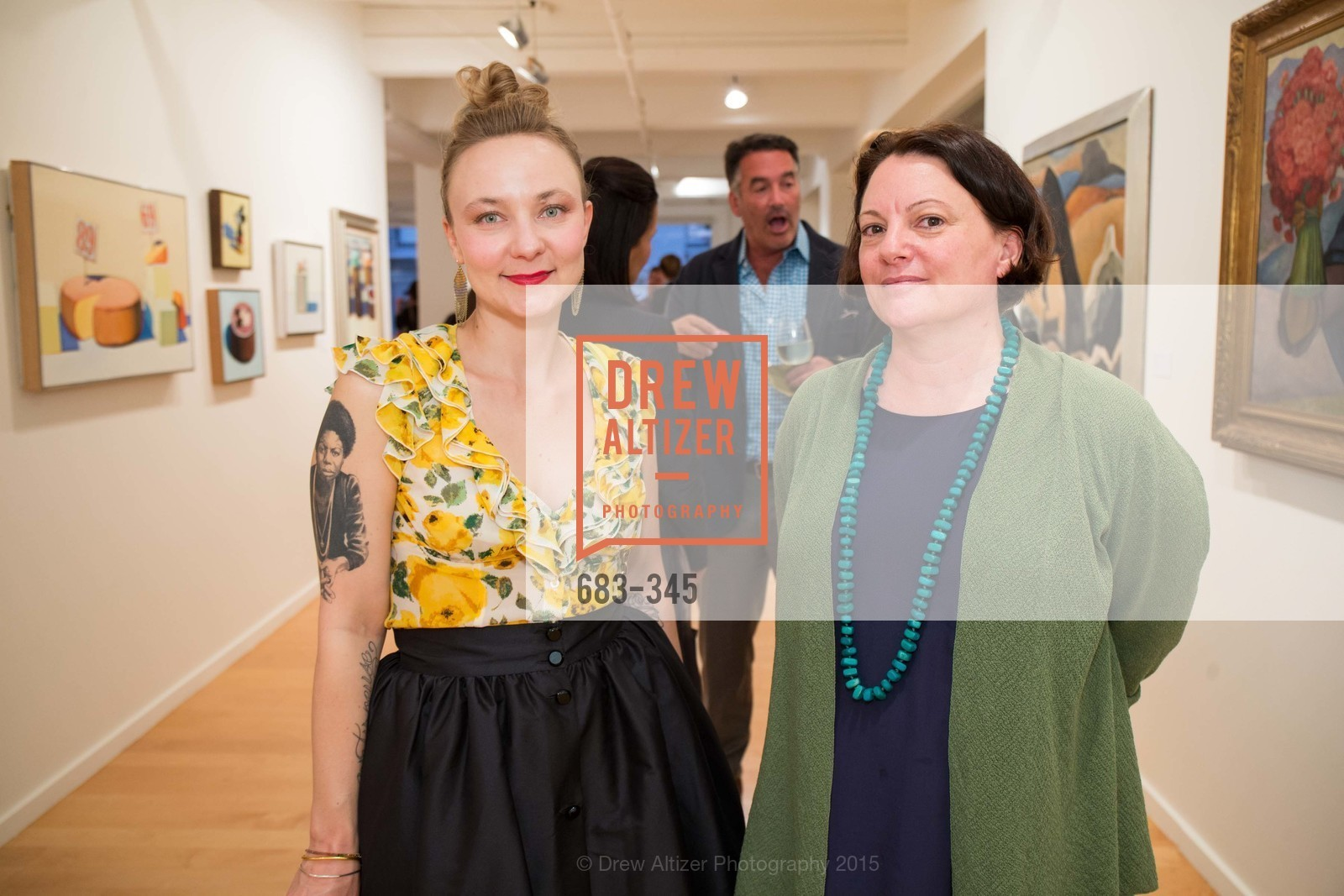 Anna M, Julie Doherty, John Berggruen Gallery presents