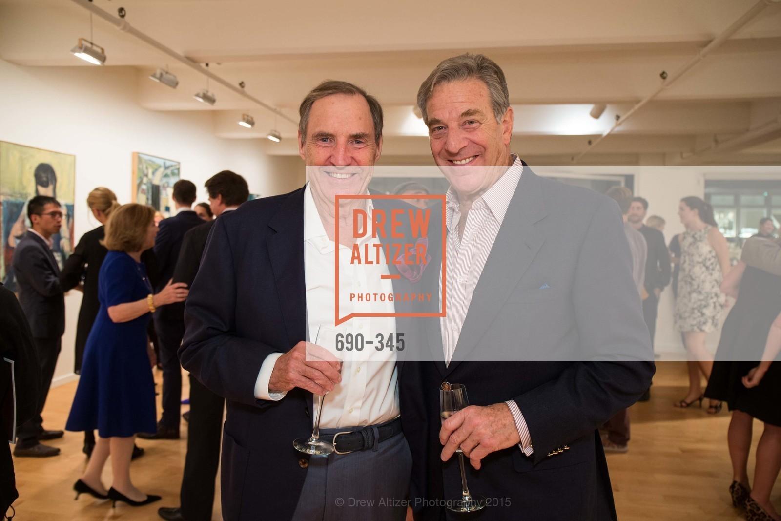 John Diefenbach, Paul Pelosi, John Berggruen Gallery presents