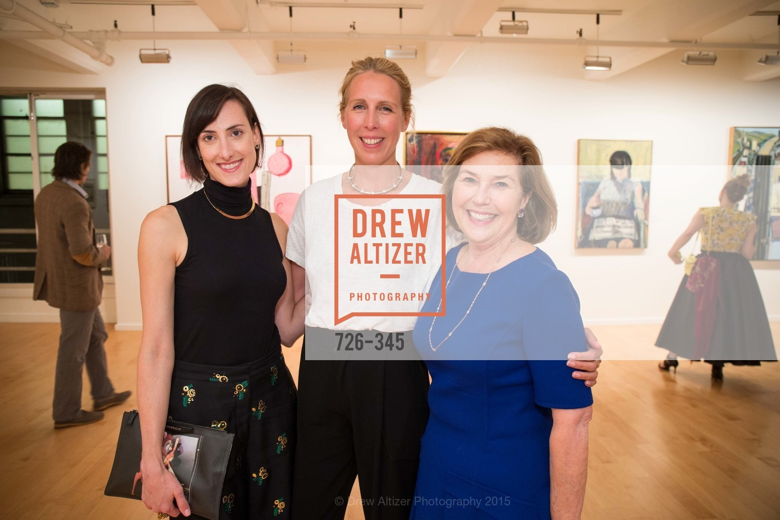 Kaitlyn Trigger, Lauren Goodman, Gretchen Berggruen, John Berggruen Gallery presents